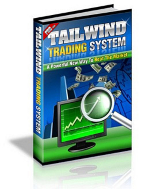 Product picture Tailwind Trading System Pro - The Lazy Way To Trade Stocks