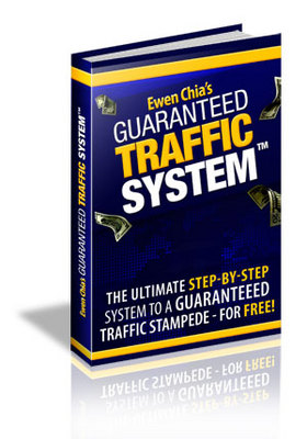 Product picture Ewen Chia Guaranteed Traffic System